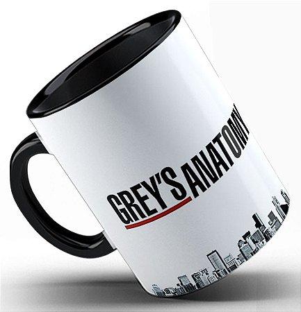 Caneca Grey's Anatomy (4)