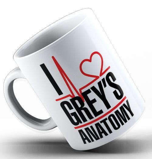 Caneca Grey's Anatomy (6)