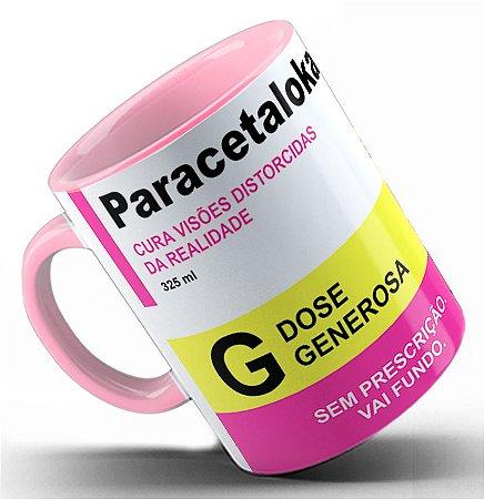 Caneca Paracetaloka