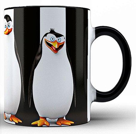 Caneca Pinguins