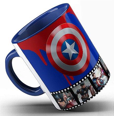 Caneca Capitão América (4)