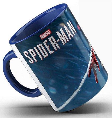 Caneca Homem Aranha (2)