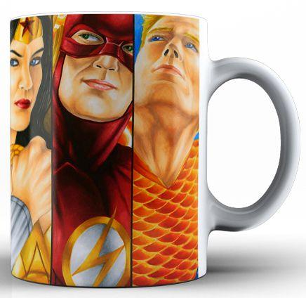 Caneca Super Heróis (1)
