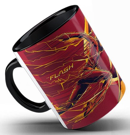 Caneca The Flash (2)