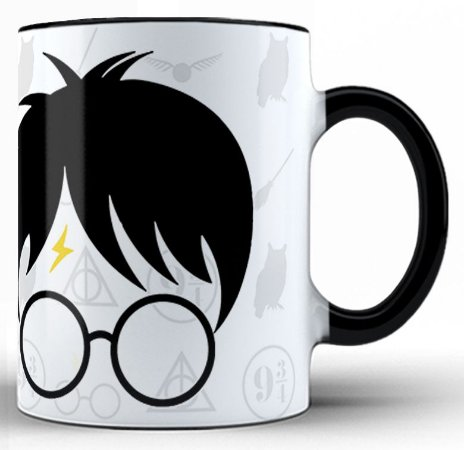 Caneca Harry Potter (4)