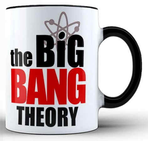 Caneca The Big Bang Theory (2)
