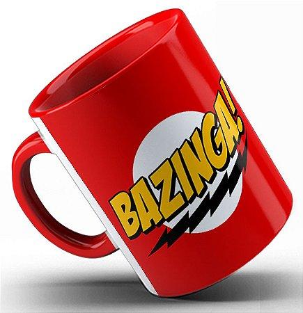 Caneca The Big Bang Theory Bazinga