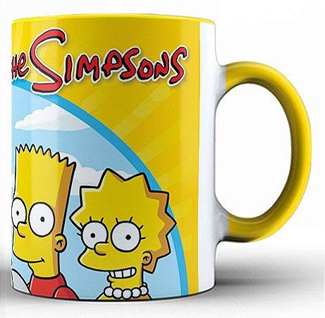 Caneca The Simpsons (1)