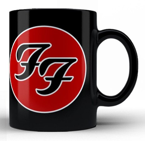 Caneca Foo Fighters (1)