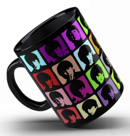 Caneca The Beatles (5)