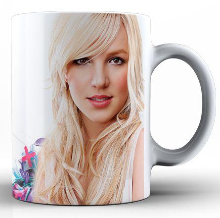 Caneca Britney Spears (2)