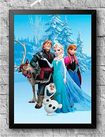 Quadro Frozen (1)