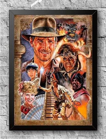 Quadro Indiana Jones (1)
