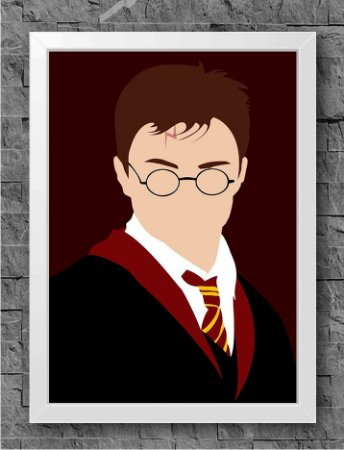 Quadro Harry Potter (2)