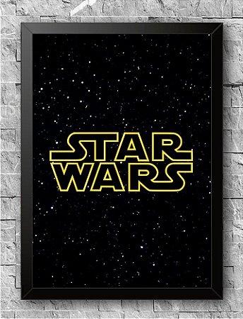 Quadro Star Wars (1)