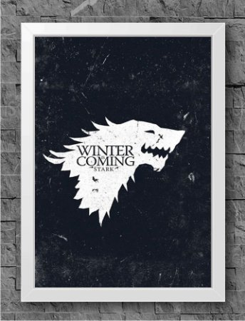 Quadro Game of Thrones (1)