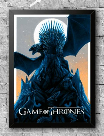 Quadro Game of Thrones (4)