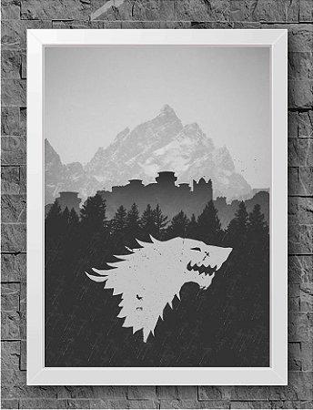 Quadro Game of Thrones (7)