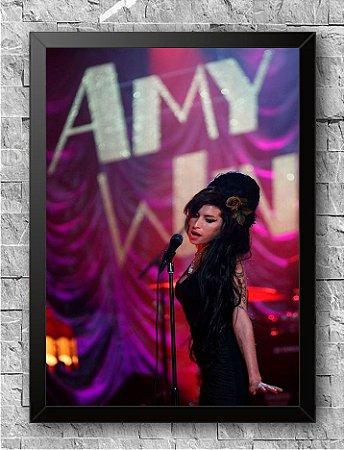 Quadro Amy Winehouse (1)
