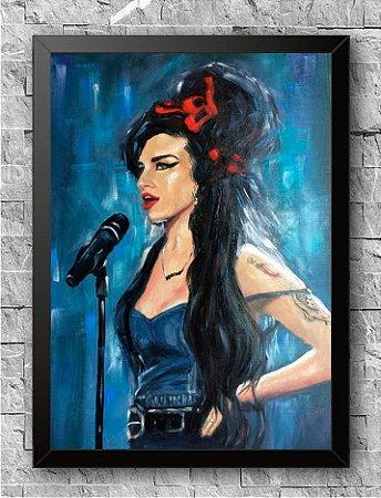 Quadro Amy Winehouse (2)