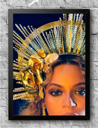 Quadro Beyoncé (1)