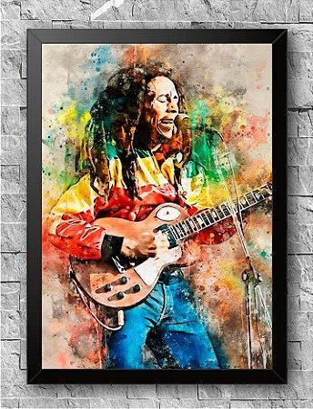 Quadro Bob Marley (1)