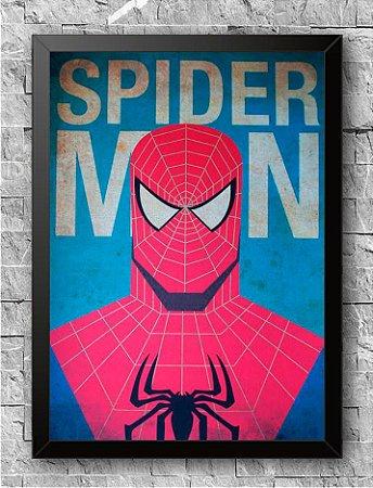 Quadro Homem Aranha (2)