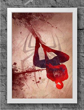 Quadro Homem Aranha (4)