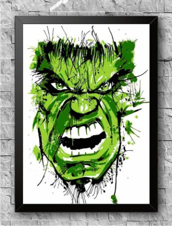 Quadro Hulk (2)