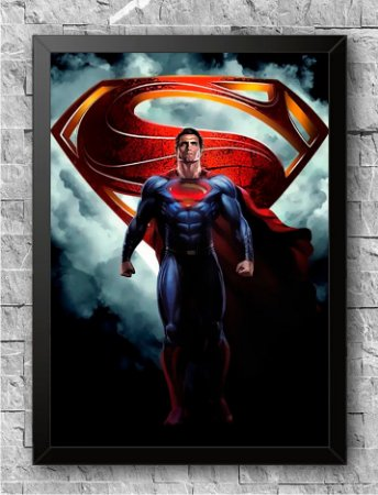 Quadro Superman (2)