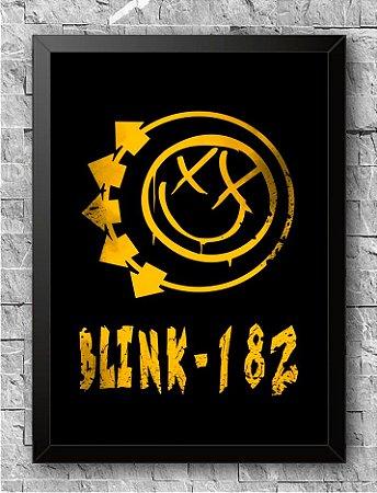 Quadro Blink-182 (1)