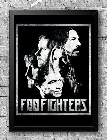 Quadro Foo Fighters (1)