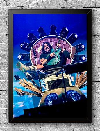 Quadro Foo Fighters (2)