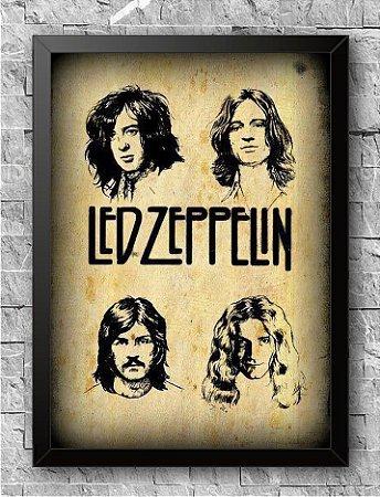 Quadro Led Zeppelin (1)
