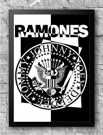 Quadro Ramones (3)