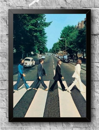 Quadro The Beatles (1)