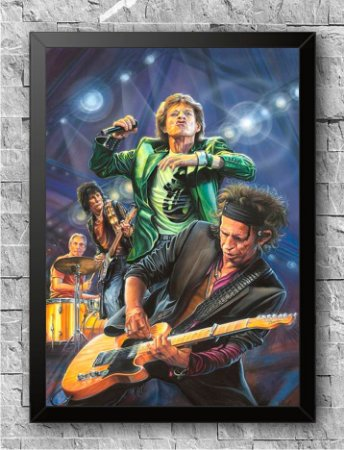Quadro The Rolling Stones (1)