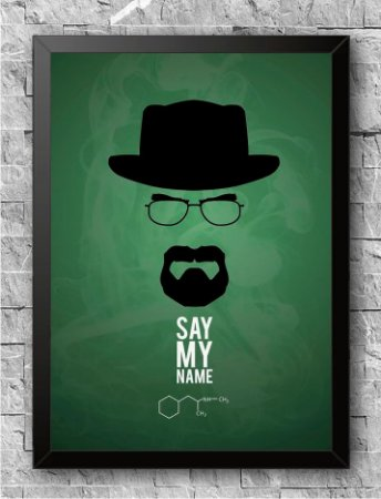 Quadro Breaking Bad (2)