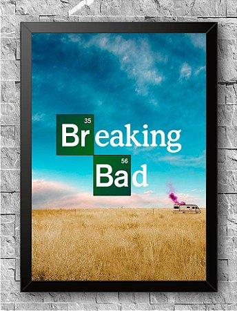 Quadro Breaking Bad (4)