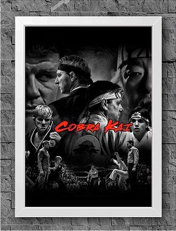 Quadro Cobra Kai (1)