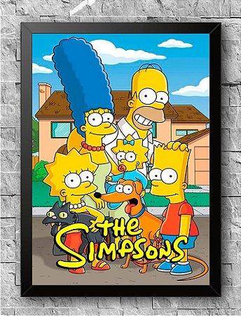 Quadro Simpsons (1)