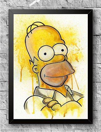 Quadro Simpsons (2)