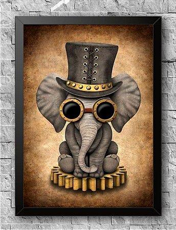 Quadro Elefante (2)