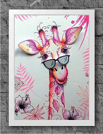 Quadro Girafa (1)