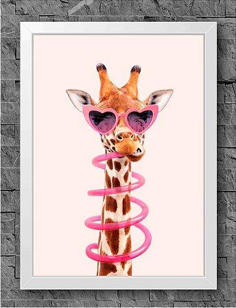 Quadro Girafa (2)