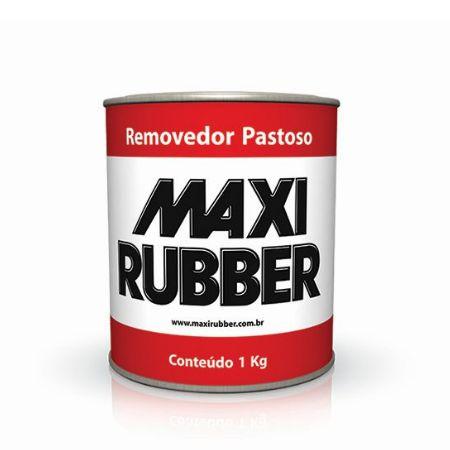 REMOVEDOR PASTOSO 1kg - MAXIRUBBER