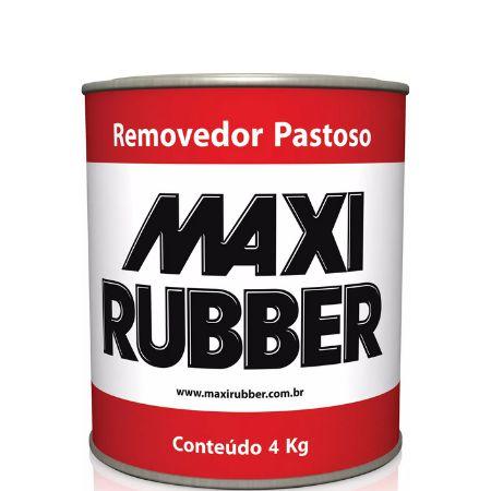 REMOVEDOR PASTOSO 4kg - MAXIRUBBER