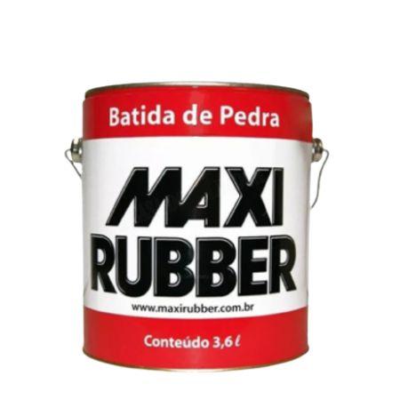 BATIDA DE PEDRA 3,6L - MAXI RUBBER