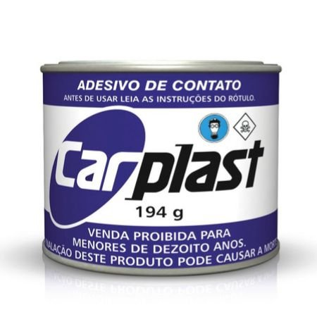 COLA DE CONTATO 193,5GR 1/16 CARPLAST