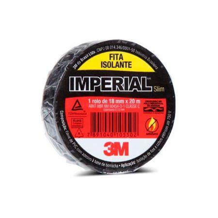 FITA ISOLANTE IMPERIAL 18mmX20m - 2M